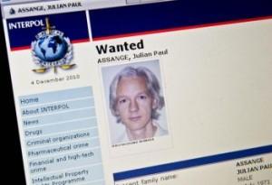 Compte en Suisse - Fermeture du compte de Julien Assange